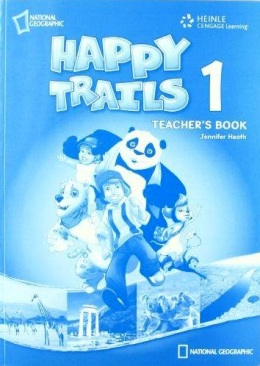 HAPPY TRAILS 1 TEACHER'S BOOK