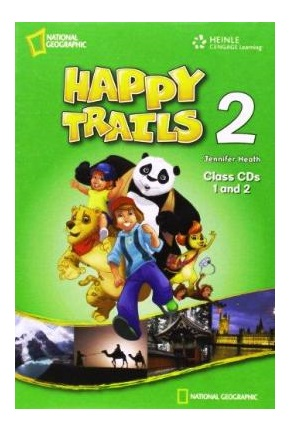 HAPPY TRAILS 2 CLASS CDs (SET 2 CD)