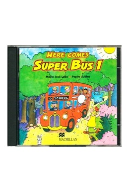 HERE COMES SUPER BUS 1 AUDIO CD (SET 2 CD)