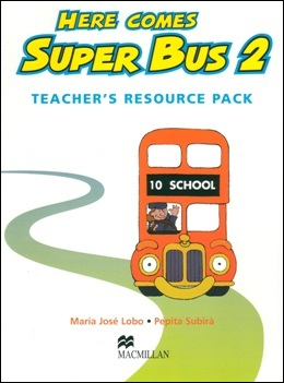 HERE COMES SUPER BUS 2 TEACHER'S RESOURCE PACK