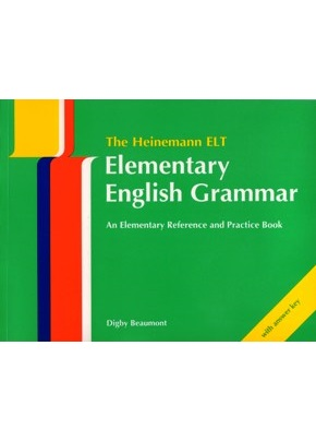 THE HEINEMANN ELT ELEMENTARY ENGLISH GRAMMAR WITH KEY