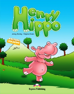 HENRY HIPPO WITH AUDIO CD