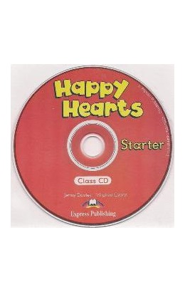 HAPPY HEARTS STARTER CLASS CD