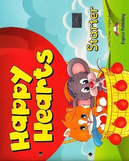 HAPPY HEARTS STARTER PUPIL'S BOOK PACK