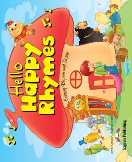 HELLO HAPPY RHYMES PUPIL'S BOOK PACK