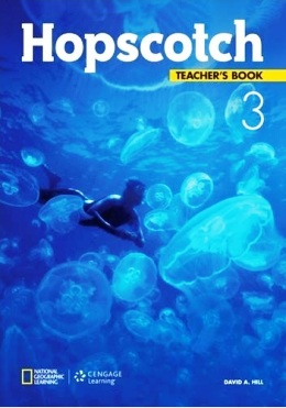 HOPSCOTCH 3 TEACHER'S BOOK WITH CLASS AUDIO CD AND DVD