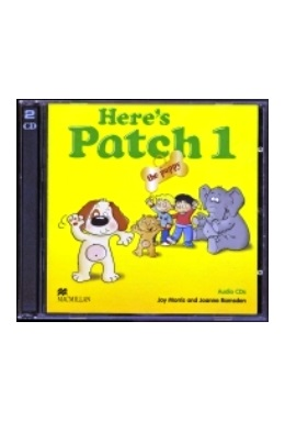 HERE'S PATCH THE PUPPY 1 AUDIO CDs (SET 2 CD)
