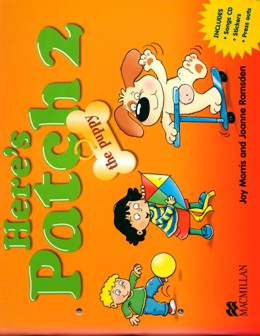 HERE'S PATCH THE PUPPY 2 PUPIL'S BOOK PACK