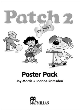 HERE'S PATCH THE PUPPY 2 POSTER PACK