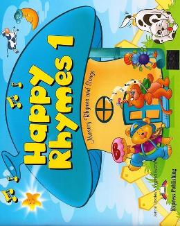 HAPPY RHYMES 1 PUPIL'S BOOK PACK