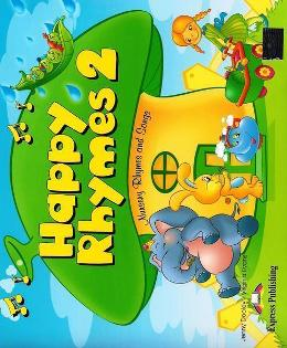 HAPPY RHYMES 2 PUPIL'S BOOK PACK