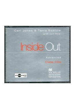 INSIDE OUT ADVANCED CLASS CDs (SET 3 CD)