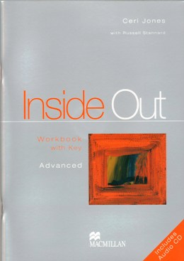 INSIDE OUT ADVANCED WORKBOOK WITH KEY & AUDIO CD