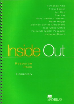 INSIDE OUT ELEMENTARY RESOURCE PACK