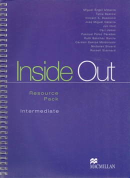INSIDE OUT INTERMEDIATE RESOURCE PACK
