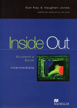 INSIDE OUT INTERMEDIATE STUDENT'S BOOK
