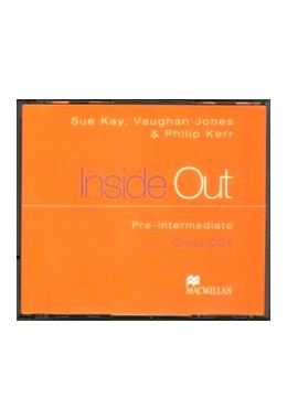 INSIDE OUT PRE-INTERMEDIATE CLASS CDs (SET 3 CD)