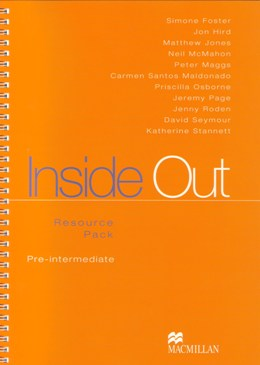 INSIDE OUT PRE-INTERMEDIATE RESOURCE PACK