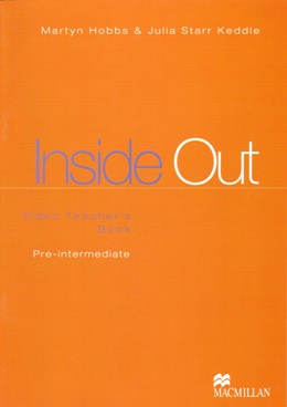 INSIDE OUT PRE-INTERMEDIATE VIDEO TEACTER'S BOOK