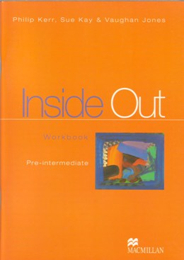 INSIDE OUT PRE-INTERMEDIATE WORKBOOK WITH KEY
