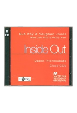 INSIDE OUT UPPER INTERMEDIATE CLASS CDs (SET 2 CD)