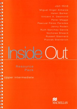 INSIDE OUT UPPER INTERMEDIATE RESOURCE PACK