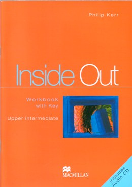 INSIDE OUT UPPER INTERMEDIATE WORKBOOK WITH KEY & AUDIO CD