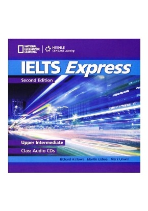 IELTS EXPRESS 2ND ED. UPPER INTER. CLASS AUDIO CDs (SET OF 2)