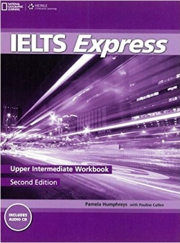 IELTS EXPRESS 2ND ED. UPPER INTER. WORKBOOK WITH AUDIO CD