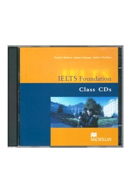 IELTS FOUNDATION CLASS AUDIO CDs (SET 2 CD)