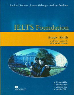 IELTS FOUNDATION STUDY SKILLS WITH KEY & ACD (ACADEMIC MODULES)