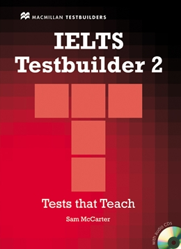 IELTS TESTBUILDER 2 WITH KEY & AUDIO CD