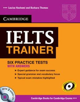 IELTS TRAINER PACK (BOOK WITH ANSWERS AND AUDIO CDs)