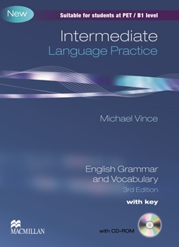 INTERMEDIATE LANGUAGE PRACTICE 3RD EDITION WITH KEY & CD-ROM