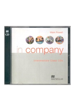 IN COMPANY INTERMEDIATE CLASS CDs (SET 2 CD)