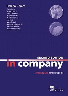 IN COMPANY 2ND ED. INTERMEDIATE TEACHER'S BOOK