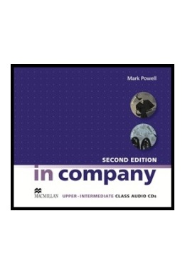IN COMPANY 2ND ED. UPPER INTERMEDIATE CLASS AUDIO CDs (SET OF 4)