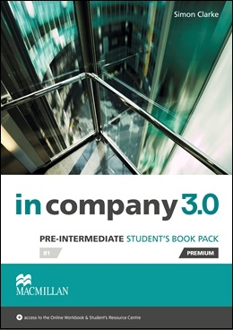 IN COMPANY 3.0 PRE-INTERMEDIATE STUDENT'S BOOK PACK