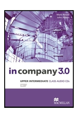 IN COMPANY 3.0 UPPER INTERMEDIATE CLASS AUDIO CDs (SET OF 3)