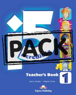 INCREDIBLE 5 LEVEL 1 TEACHER'S BOOK PACK (T'S WITH POSTERS)