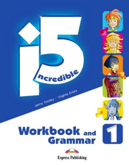 INCREDIBLE 5 LEVEL 1 WORKBOOK AND GRAMMAR