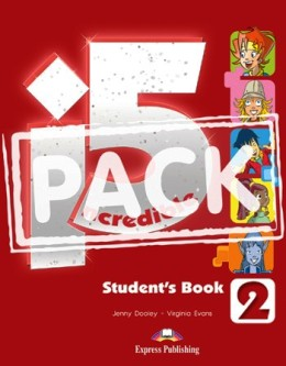INCREDIBLE 5 LEVEL 2 STUDENT'S BOOK PACK (S'S WITH IEBOOK)