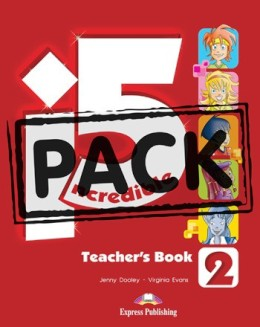 INCREDIBLE 5 LEVEL 2 TEACHER'S BOOK PACK (T'S WITH POSTERS)