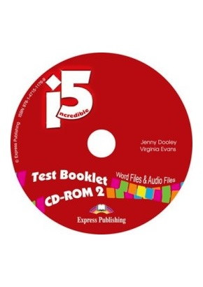 INCREDIBLE 5 LEVEL 2 TEST BOOKLET CD-ROM
