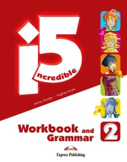 INCREDIBLE 5 LEVEL 2 WORKBOOK AND GRAMMAR