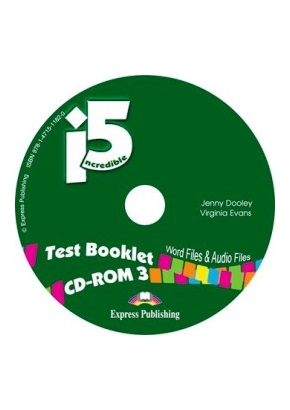 INCREDIBLE 5 LEVEL 3 TEST BOOKLET CD-ROM