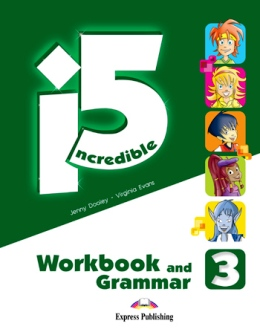INCREDIBLE 5 LEVEL 3 WORKBOOK AND GRAMMAR