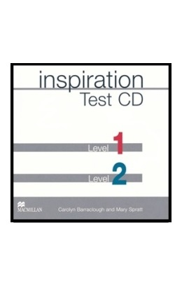 INSPIRATION 1 & 2 TEST CD