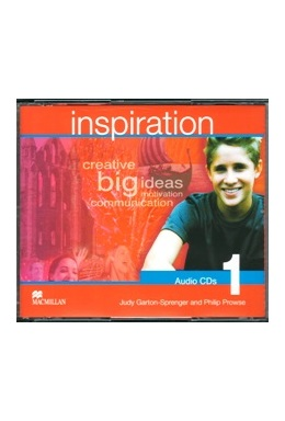 INSPIRATION 1 CLASS AUDIO CDs (SET 3 CD)
