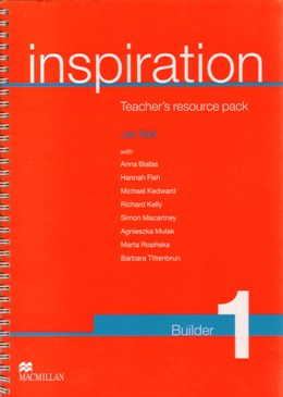 INSPIRATION 1 BUILDER (TEACHER'S RESOURCE PACK)